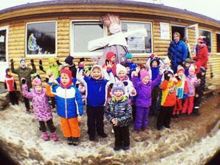 Горнолыжная школа Artski