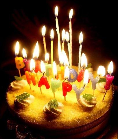 С днем рождения, Эния счастья
