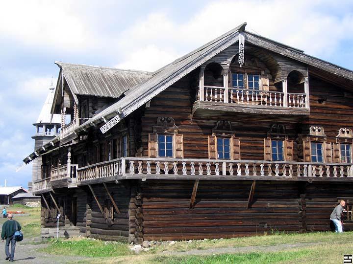 Северные дома фото