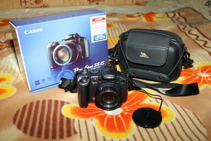 Canon Powershot S5 Is инструкция скачать