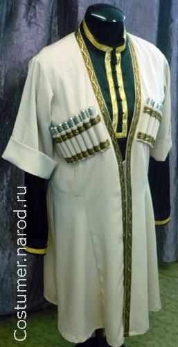 Ателье национальных костюмов - Фотографии - Кавказская черкеска.