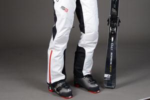 Смягчения на коленях и защита от стирания далеко