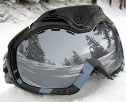 Видео маска Liquid Image LIC350 OPS SNOW GOGGLE маска с камерой