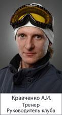 Руководитель freeski клуба PROLINE Кравченко Андрей Игоревич