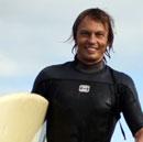 Дмитрий Кобозев - главный инструктор серфинг школы Windy Sun на Бали