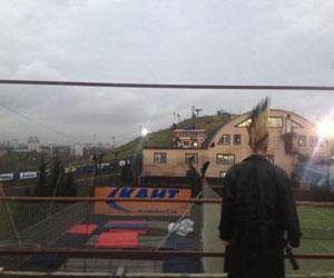 Глен Плейк в Москве