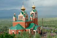 Храм Спаса Нерукотворенного Образа Иисуса Христа