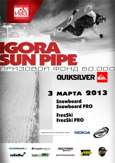 Igora Sun Pipe
