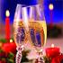 Новогодняя ночь в Охта-Парке