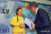 Ученики школы ЛУЧ успешно выступили на FIS Baltic Cup