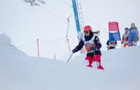 Всероссийские детские соревнования по фристайлу и сноуборду