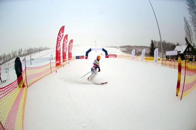 В Охта-парке прошёл 1 тур Кубка Фишера