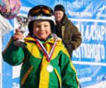 Александра Карпова - 3 место среди девочек 2007-2008гг