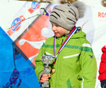 Карпова Мария - II-место на 3-м этапе и абсолютная чемпионка 2012-2013г