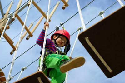 Веревочный парк Lekotti Air Trail Adventure