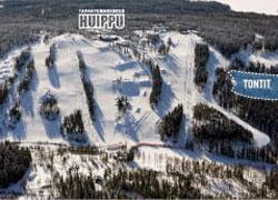 Горнолыжный курорт Саппее, Финляндия