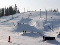 Горнолыжный курорт Хякя (HAKA), Финляндия
