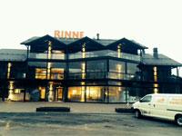 Курорт Химос - новый ресторан Rinne