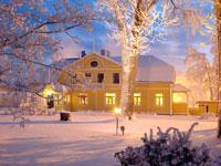 Горнолыжный курорт Мессиля, Финляндия