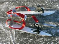 Курорт Химос: катание на нордических коньках