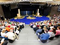 Театр в Риихивуори, Финляндия