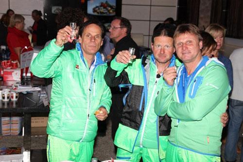 Salzburgerland Skitag: тесты лыж Elan