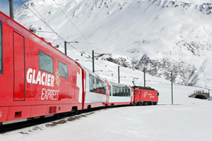 Швейцарские железные дороги Swiss Travel System STS