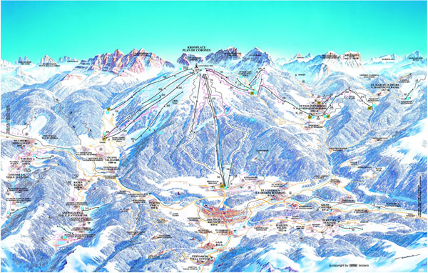 Снежная сказка Альп
