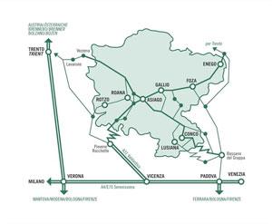 Как добраться до Азиаго