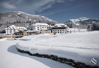 Отель Grand SPA Resort A-Rosa Kitzbuhel