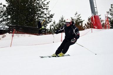 #ЯмогукакPRO: Тест горных лыж Volkl Code Speedwall L UVO
