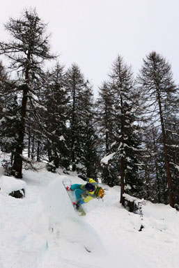 #ЯмогукакPRO: Тест женского сноуборда Volkl Savvy