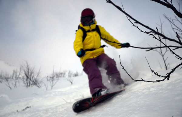 #ЯмогукакPRO: Тест сноуборда Volkl SELECTA