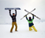 - Сноуборд и горные лыжи. - Разные уровни подготовки. - 13000рублей.