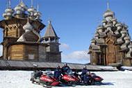 Выходные в Карелии с отдыхом на горнолыжном курорте Ялгора